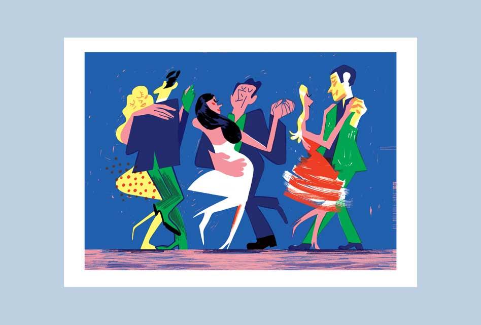 mini-dancing